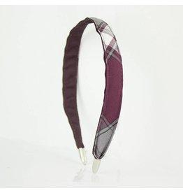 EE Dee Trim Rodrick Plaid #54 Headband #FBE8