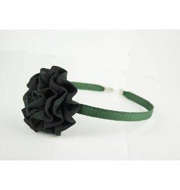 EE Dee Trim Blackwatch Plaid #79 Rosette Headband #FBE13HB