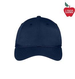Sport-Tek Navy Blue Baseball Cap #STC10