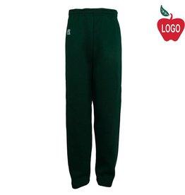 Russell Green Sweatpants #596