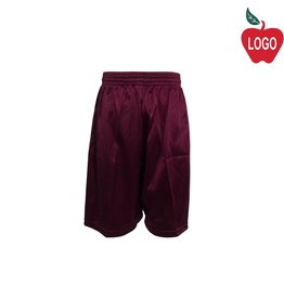 Soffe Wine Mesh Athletic Shorts #058