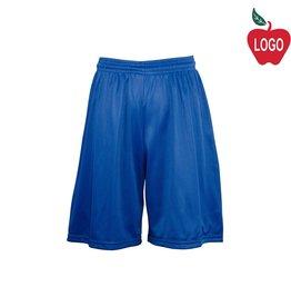 Soffe Royal Blue Mesh Athletic Shorts #058