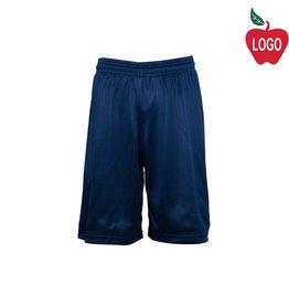 Soffe Navy Blue Mesh Athletic Shorts #058
