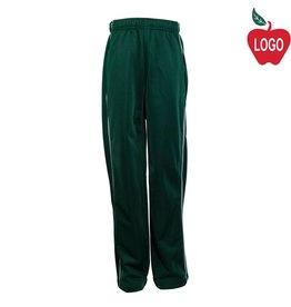 Soffe Green Track Pants #3245