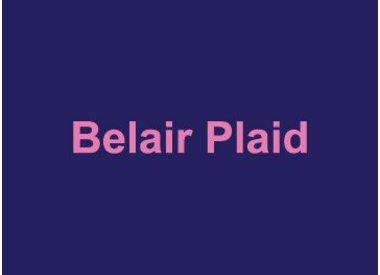Belair Plaid