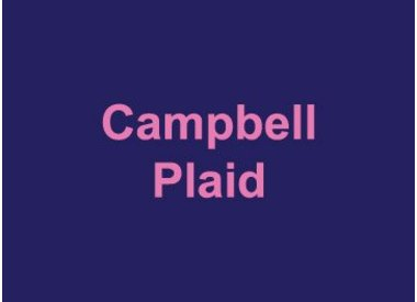 Campbell Plaid