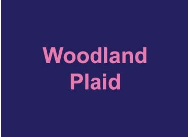 Woodland Plaid