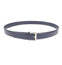 EE Dee Trim Navy Blue Adjustable Velcro Belt #FB33V