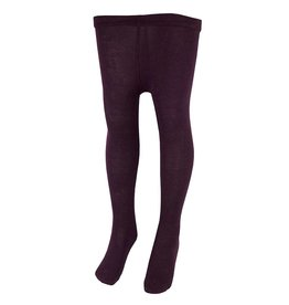 School Apparel A+ Wine Cotton Tights #535