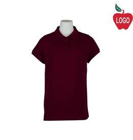 Universal Wine Short Sleeve Pique Polo #U543