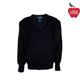 Universal Navy Blue Pullover Sweater #U8836