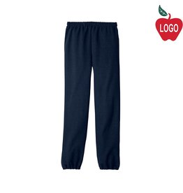 Gildan Navy Blue Sweatpants #18200