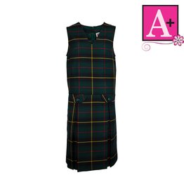 School Apparel A+ Aberdeen Plaid Jumper #1297PP