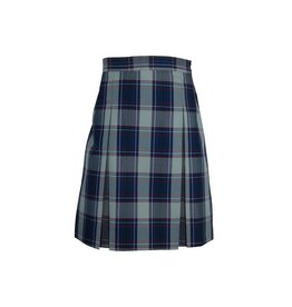 Dennis Uniform Dunbar Plaid 4-pleat Skirt #868