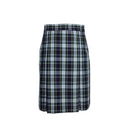 Dennis Uniform Marymount Plaid 4-pleat Skirt #868