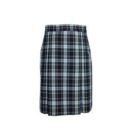 Dennis Uniform Marymount Plaid 4-pleat Skirt #868