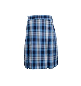 Dennis Uniform RR Plaid 4-pleat Skirt #868