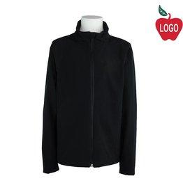 Team 365 Ladies Black Soft Shell Jacket #TT80W