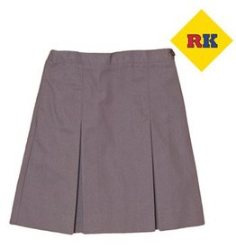 Rifle Grey Twill Skirt #134