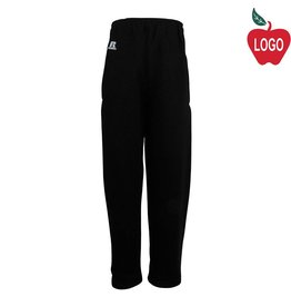 Russell Black Sweatpants #596