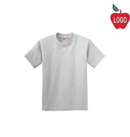 Hanes Light Steel Short Sleeve Tee #5450