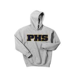 Port Authority GG18 Ash Grey Hooded Sweatshirt