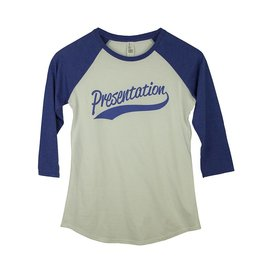 District Threads CC18 Royal Baseball Tee