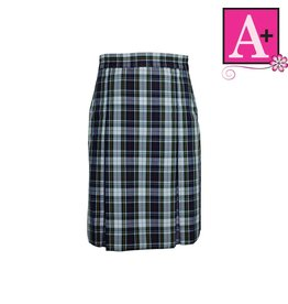 School Apparel A+ Marymount Plaid 4-pleat Skirt #1034PP