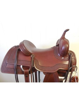 Vinton Vinton BW Cutter saddle