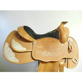 Champion CHAMPION SHOW SADDLE SET 16.5""