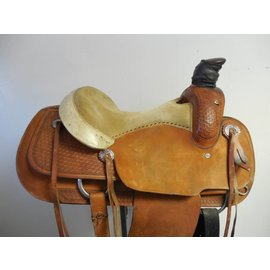 Champion CHAMPION ROPER SADDLE 15""