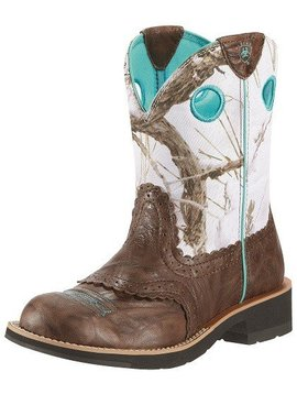 Ariat Women's Ariat Fatbaby Cowgirl Boot 10009503 C3