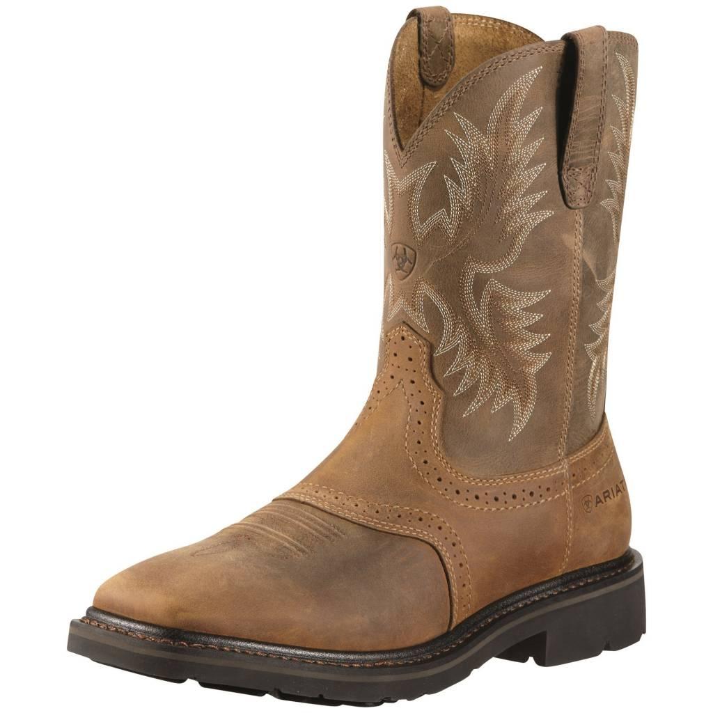 Ariat Men's Ariat Sierra Steel Toe Work Boot 10010134 ...