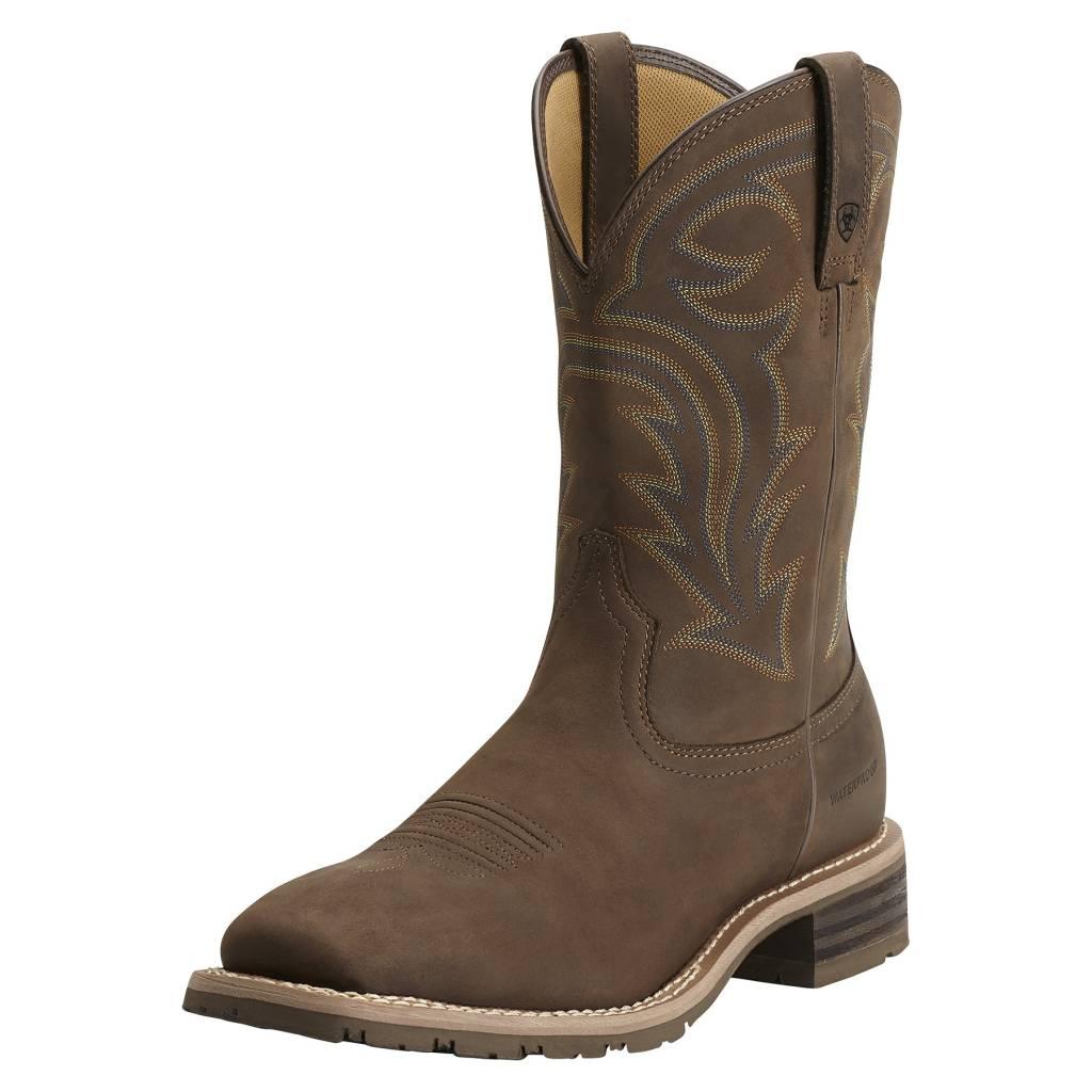 Ariat Men S Ariat Hybrid Rancher H20 Boot 10014067