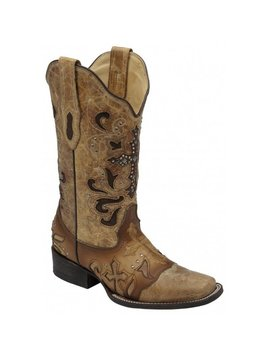 Corral Women's Corral Western Boot C1167 C3