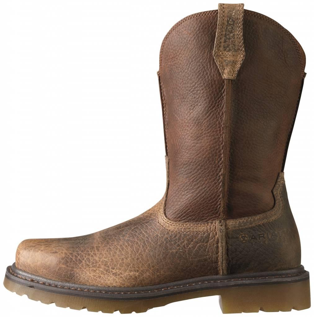 Ariat Men's Ariat Rambler Steel Toe Work Boot 10008642 - Corral ...