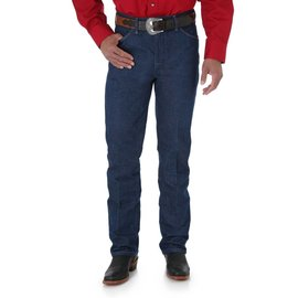 Wrangler Men's Wrangler Rigid Cowboy Cut Slim Fit Jean 936DEN-Tall Sizes