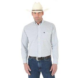 Wrangler Men's Wrangler George Strait Button Down Shirt MGSX263