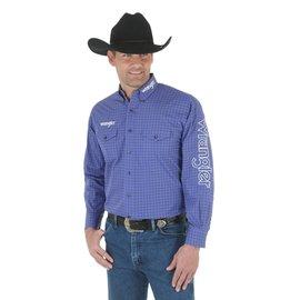 Wrangler Men's Wrangler Logo Long Sleeve Shirt MP2305M