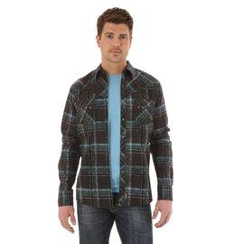 Wrangler Men's Wrangler Snap Front Shirt MVR270M