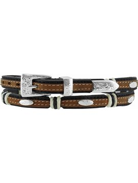 Justin Justin Stockyards Hatband 05303