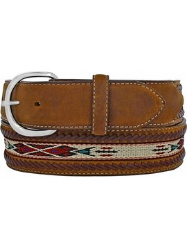 Silver Creek Men's Silver Creek Western Belt 5A109