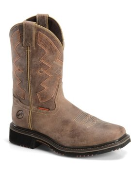 Double H Men's Double H Composite Toe Work Western Boot DH5122