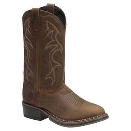 Double H Men's Double H Black ICE Western Boot DH1554