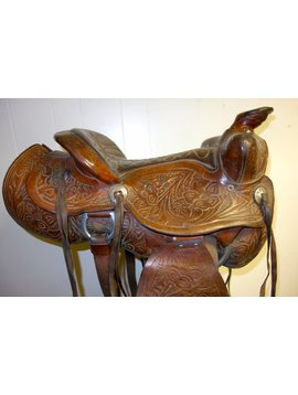 WESTERN SADDLE SET 15""