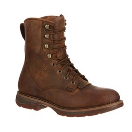 Durango Men's Durango Workin' Rebel Steel Toe Waterproof Western Lacer Boot DDB0066 C4