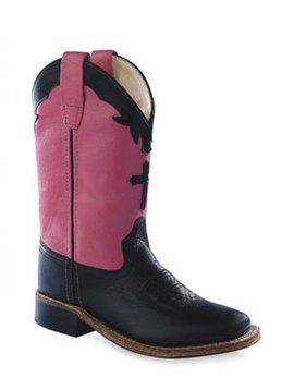 Old West Children's Old West Western Boot BSC1808 C3