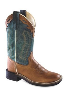 Old West Children's Old West Western Boot BSC1872