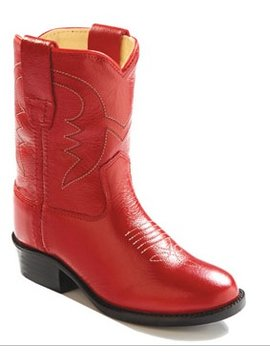 Old West Toddler's Old West Western Boot 3116