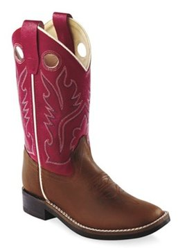 Old West Children's Old West Western Boot BSC1883